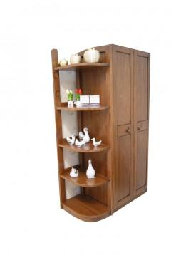 家用儿童衣柜  可爱大方 大容量衣柜  实木家具衣柜