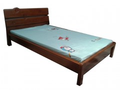 家用儿童床单人床  家庭适用  小户型家具 纯实木制造中式家具