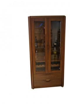 家用酒柜 纯实木家具 中式家具 简约时尚 高档有气派