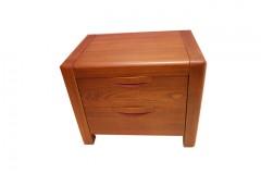 家用床头柜  现代简约  时尚家具 纯实木床头柜  典雅高端