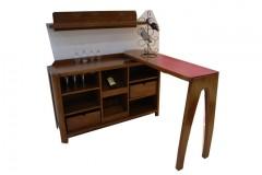 家用吧台  简约时尚浪漫  高端大气  中式风格家具 纯实木制造家具