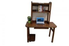家用儿童书桌  小巧 简约时尚 中式电脑桌写字台 纯实木家具