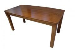 家用实用餐桌  简约大方 中式家具 纯实木家庭小户型餐桌