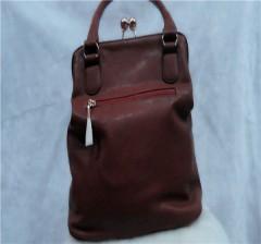 棕色女士新款包
