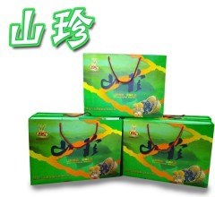 山珍 4小盒(内含猴头菇、木耳、元蘑、榛蘑)