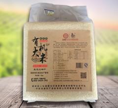 娄家寨 东北有机稻花香2号大米5kg 黑龙江肇源有机稻花香2号大米
