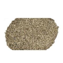 高密度压缩苜蓿草颗粒