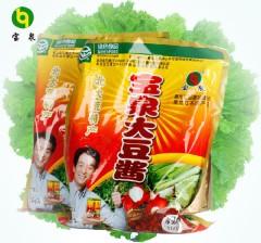 黑龙江北大荒正品宝泉大豆酱 东北特产大酱豆瓣酱500g 炖菜必备