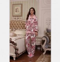 女款摇粒绒睡衣PPM1000 定做:起订量800件