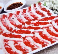 韩式大片肉 28元/盘