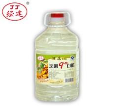 经建 烹调9°白醋 酒店专用  4L