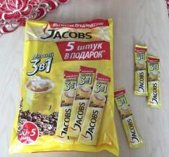 佳士柏 55袋装柔和三合一咖啡