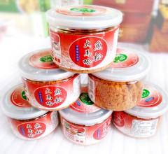 大马哈鱼松(干松) 36元/罐
