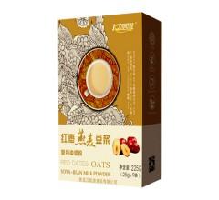 红枣燕麦豆浆复合冲调剂  225g 精心研制 科学调配