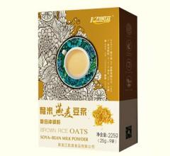 糙米燕麦豆浆复合冲调剂 225gx9袋