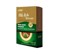绿豆南瓜糙米复合冲调剂 225g 清热解毒 消暑利尿 补中益气