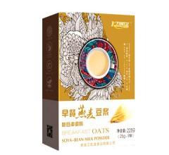早餐燕麦豆浆复合冲调剂  225g 易吸收好消化