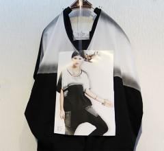 女款潮流T恤(黑色)