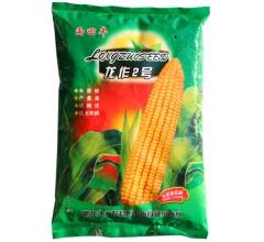 玉米杂交种  雨田丰  龙作2号 6000粒