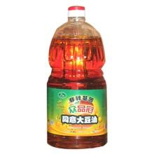 大豆油  精选非转基因  众品冠 同意大豆油  1.8L