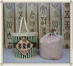竹筒装荞麦面 老街基  五谷杂粮  3kg