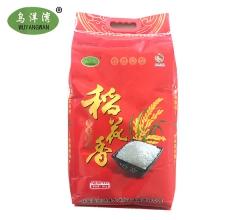 稻花香大米 10kg 红色手提袋