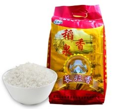 绿洲大米 长粒香 红袋 5kg