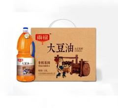 雨禄大豆油 1.8L