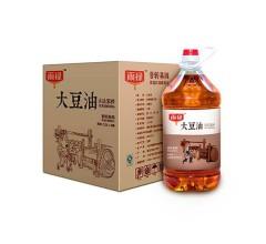 雨禄大豆油  5L