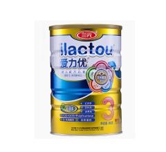 爱力优幼儿配方奶粉(12-36个月龄幼儿) 900g