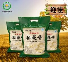 稻花香2号手提袋(有机)  2.5kg 新米黑龙江正宗东北五常稻花香大米