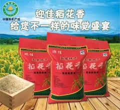 稻花香2号手提袋(有机)  10kg 正宗东北五常稻花香2号黑龙江农家大米农家自产