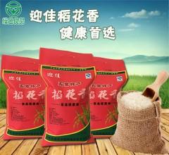 稻花香2号手提袋(绿色)  10kg 正宗东北五常稻花香2号黑龙江农家大米农家自产