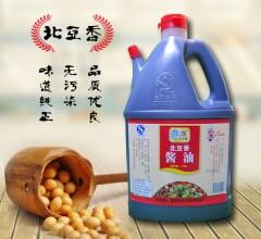 北豆香酱油 1.75L