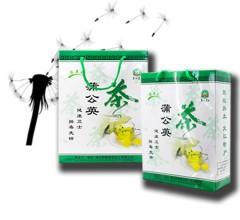藝景元经典蒲公英茶 1.5gx20袋x6盒 清热去火 纯天然 无污染 野生婆婆丁茶