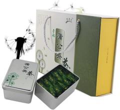 精品蒲公英茶 7gx10袋x2盒 礼盒装 清热去火 纯天然 无污染 野生婆婆丁茶