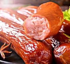 绿森林 猪肉红肠 东北特产
