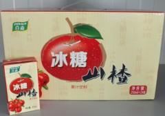 冰糖山楂(利乐包)2.0元/盒  (1*250ml*24)