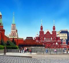 哈尔滨直飞莫斯科、圣彼得堡、金环小镇8日游
