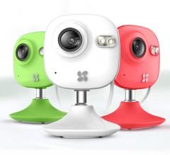 家用WIFI摄像机C2mini