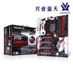 技嘉主板  Z170X-Gaming G1