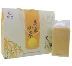 小米白盒 5kg 优选新粮 东北特产