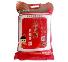 红长粒香 5kg 东北特产 萝北大米