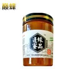 巅蜂 蜂蜜 椴树原蜜  1000克/瓶
