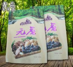 鑫淼 元蘑 牛皮纸包装 绿色食品 500g