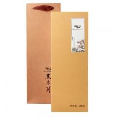 东北黑木耳干货无根肉厚东北特产精致礼盒包装300g原产地自产自销