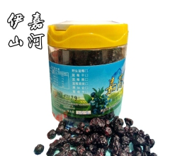 纯野生蓝莓干 250g