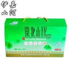山珍礼盒(榛蘑,元蘑,猴头,木耳)1kg