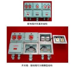 FAFE064-系列隔爆型防爆动力(照明)配电箱(专利产品)