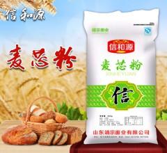 靖宗面业 信和源麦芯粉 25kg
